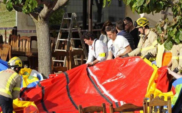 Spagna: esplode castello gonfiabile, muore bambina di 6 anni