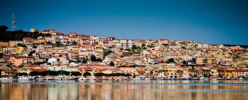 Sant'Antioco, l'isola più grande delle 227 presenti in Sardegna, foto Stefano Nieddu