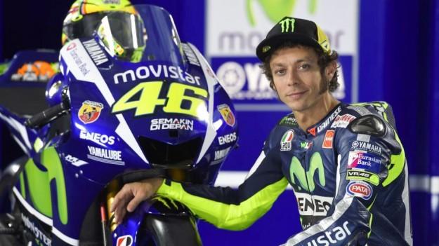 Tragico incidente per Valentino Rossi, frattura di tibia e perone