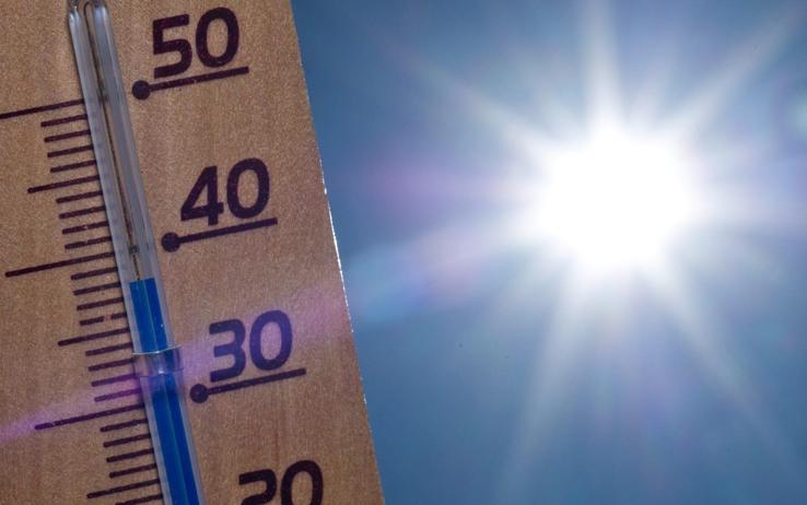 Meteo: dopo la rinfrescata data dal maestrale, le temperature rinizieranno a salire