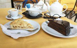 La torta Sacher e la torta della nonna