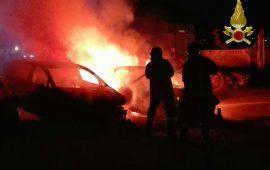 vigili del fuoco autonoleggio