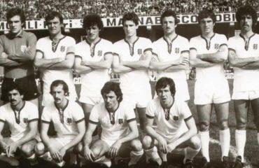 cagliari calcio squadra formazione 1976 1977