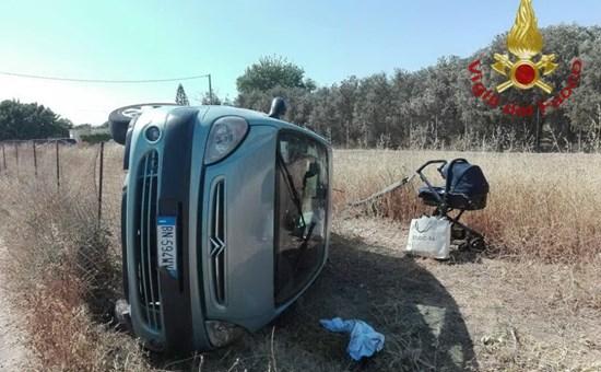 Grave incidente lungo l'Asse mediano a Cagliari, ricoverata 19enne