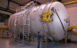 Lo Space propulsion test facility di Gottingen (Germania)