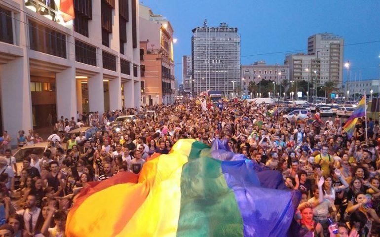"""Tutto pronto per il Sardegna Pride 2018: il 7 luglio sfila l'orgoglio Lgbt, preceduto da 40 giorni di """"Queeresima"""""""