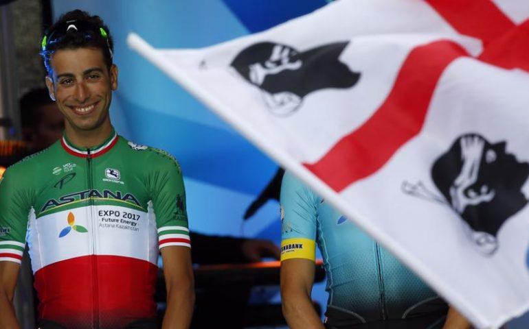 Tour: Valverde cade e si ritira