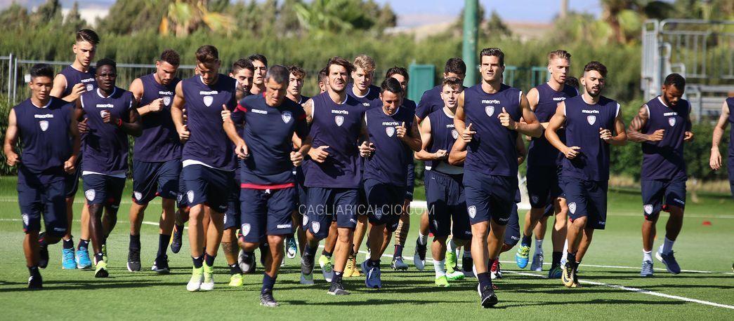 Cagliari, partenza subito in salita nelle prime due giornate di campionato: sfide contro Juve e Milan
