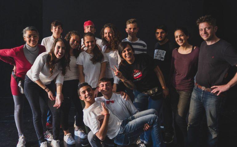 Studenti dell'istituto Bacaredda-Atzeni  di Cagliari ricevuti dal presidente Mattarella per il loro video contro i piromani