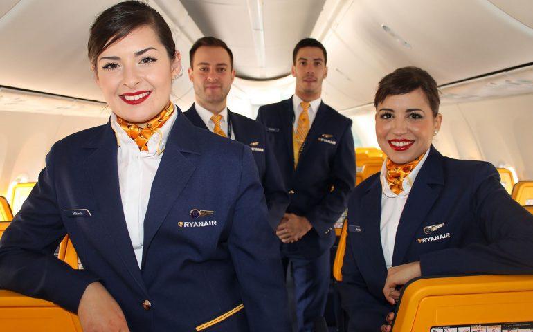 Ryanair ai piloti italiani: ''Se scioperate sarete sanzionati''