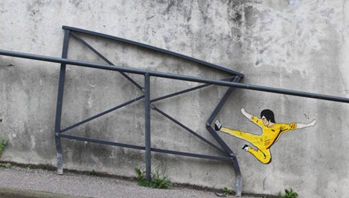 NY street art.