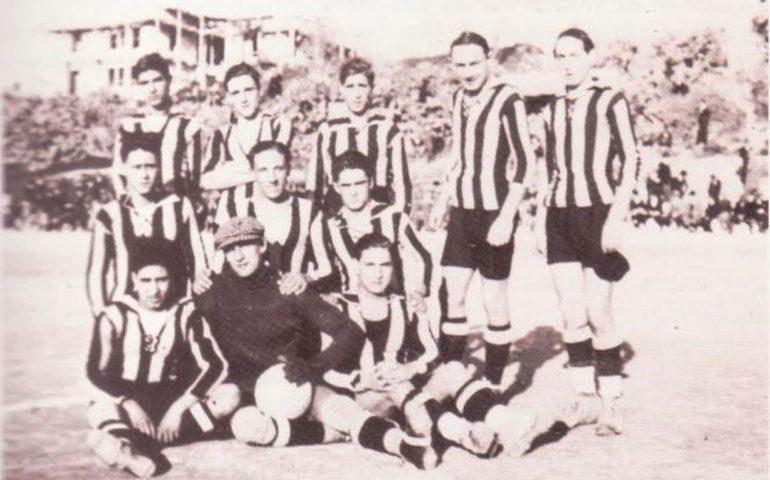 Novantuno anni fa il debutto del Cagliari in Coppa Italia