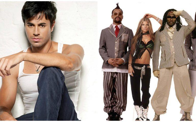 2mila euro per il concerto di mezza estate di Enrique Iglesias e Black Eyed Peas al Cala di Volpe. Tutti pronti?