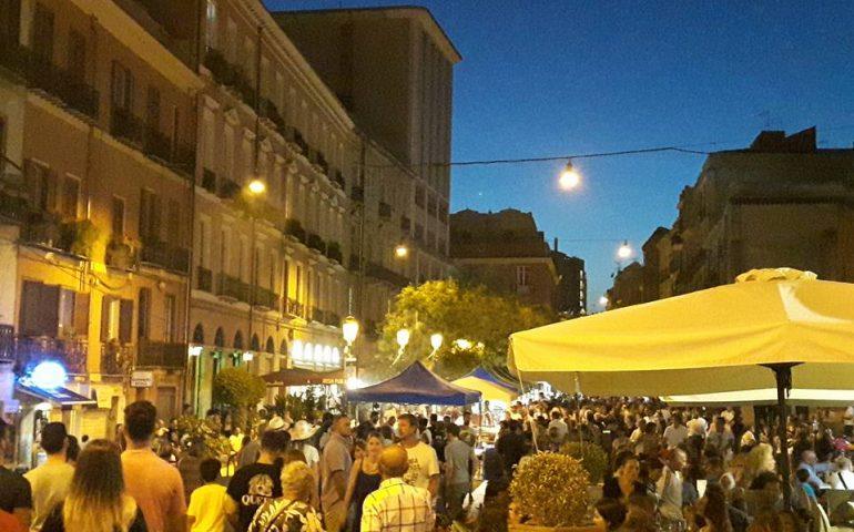 Cagliari, weekend all'insegna del buon vino in corso Vittorio Emanuele II con l'International Wine Festival