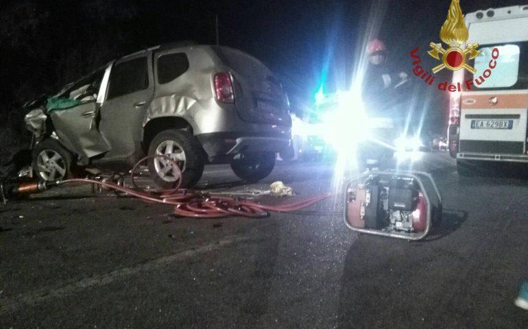 Incidente mortale, a Villacidro, uomo perde la vita sulla Statale 196 al km 29 sulla strada per San Gavino