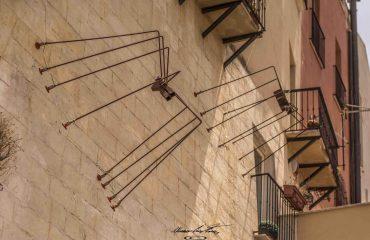 via santa croce sculture ragno foto cristian mascia