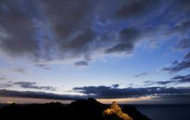 Tempo instabile in Sardegna: l'autunno porta nuvolosità più densa, qualche piovasco e temperature in leggero calo da domani