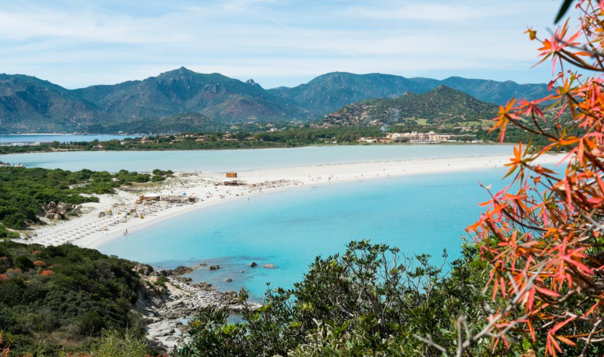Porto Giunco -Foto Sardegna Turismo