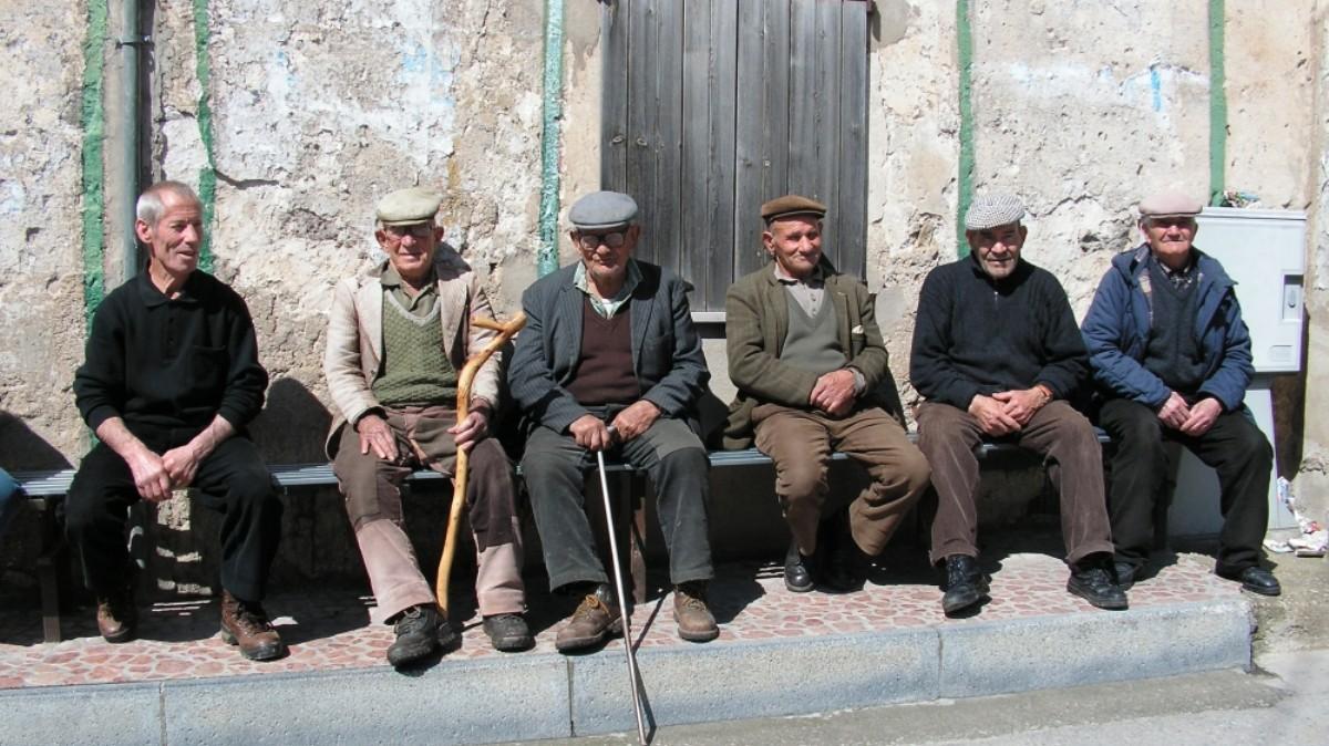 Centenari della Sardegna