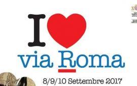 I love via roma