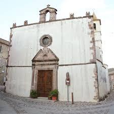 Orani, chiesa del Rosario - Foto web