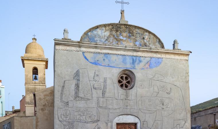 Orani, chiesa di Nostra Signora d'Itria - Fonte www.sardegnaturismo.it
