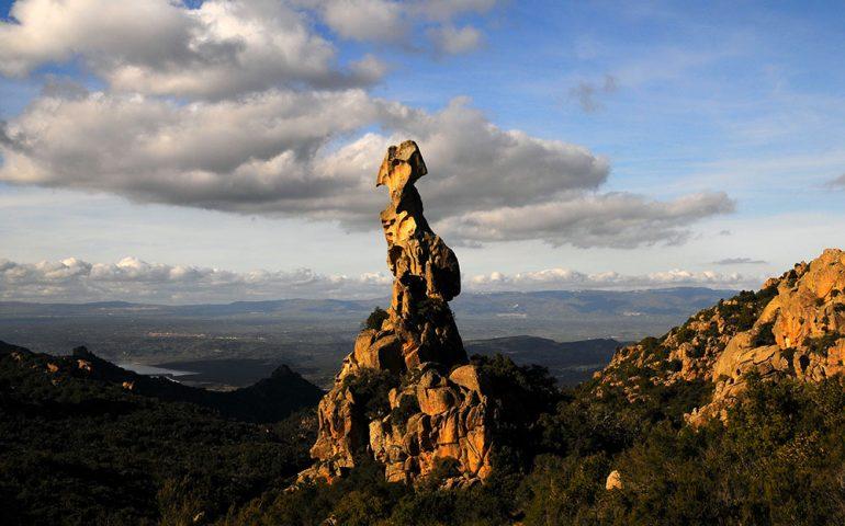 "Leggende Sarde. ""Sa Crabarissa"", la fanciulla di pietra guardiana di Austis"