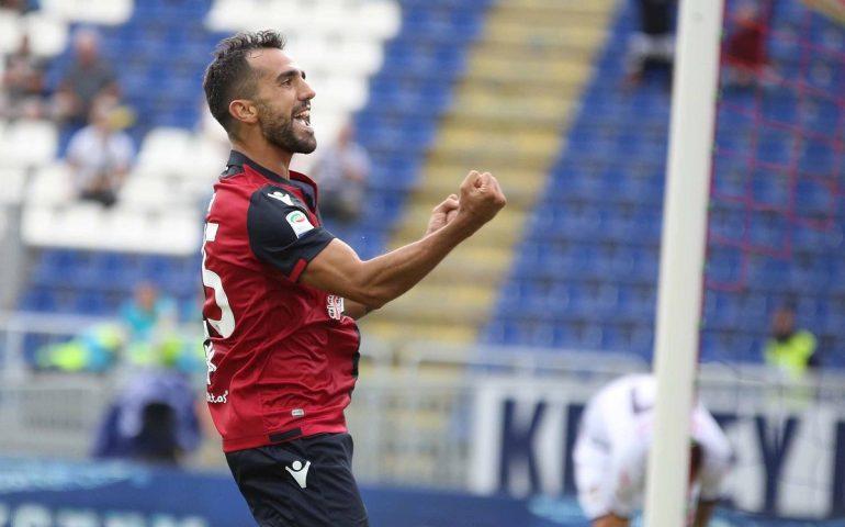 Col Crotone, il Cagliari ha dimenticato il bel gioco e sfoderato il cinismo: i tre punti sono l'unica cosa che conta