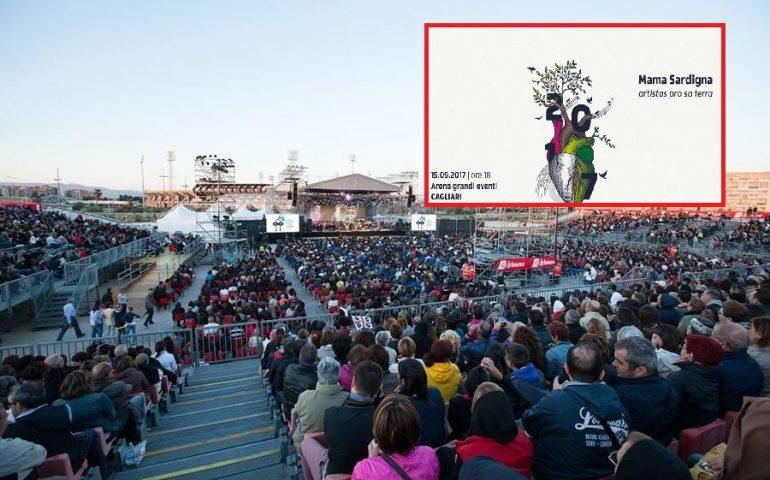 Mama Sardigna: venerdì a Cagliari i maggiori artisti sardi in concerto contro incendi, spopolamento e degrado dell'Isola
