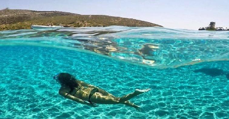 La foto dei lettori: ultimi scampoli d'estate da godersi fra le acque di Cala Zafferano