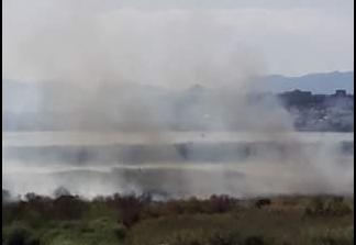 Fumo e aria irrespirabile a Quartu Sant'Elena: il sindaco Delunas si rivolge alla Prefettura