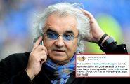 Il Pecorino sbarca a Dubai: l'endorsement di Flavio Briatore su Twitter