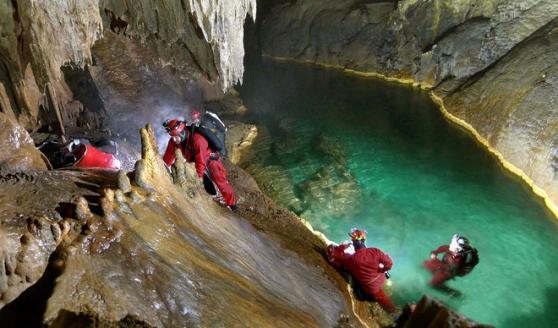Lo sapevate? Il sistema di grotte più lungo d'Italia è in Sardegna