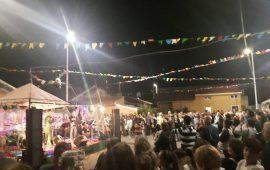 musica sagra del pesce villaggio pescatori giorgino