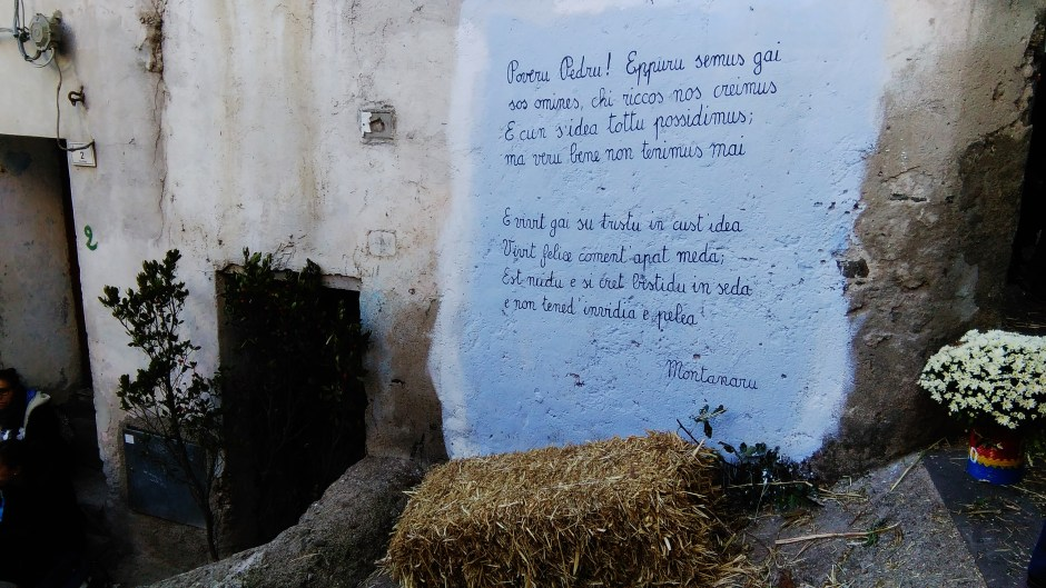 Desulo, i versi poetici di Montanaru - Fonte www.sardiniamood.it