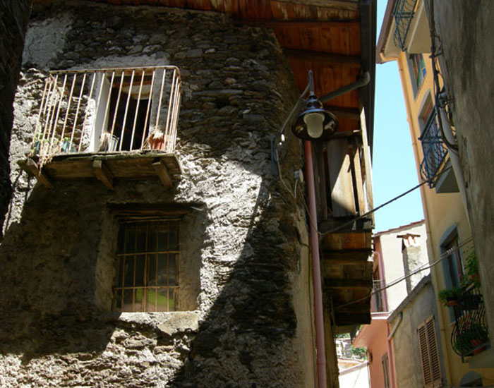 Desulo, scorcio del paese - Fonte www.tuttodesulo.it