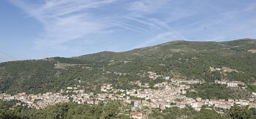 Desulo, veduta del paese - Fonte www.cuoredellasardegna.it