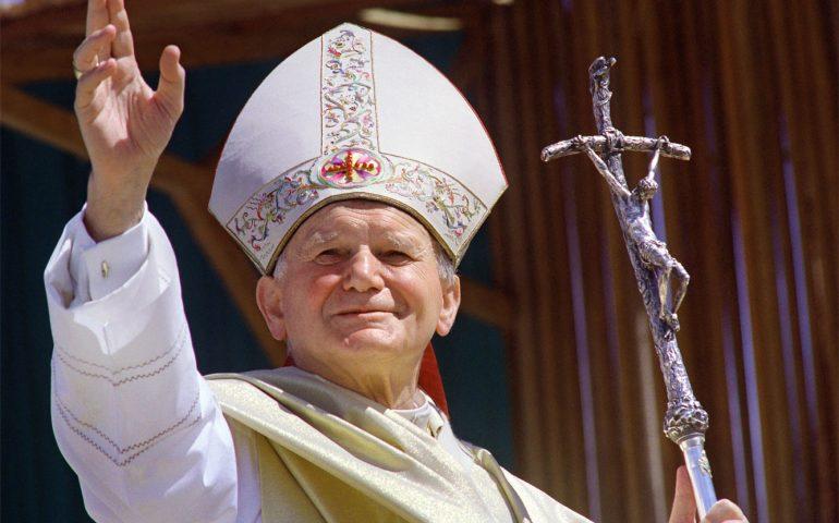 Hanno rubato le reliquie di Papa Giovanni Paolo II
