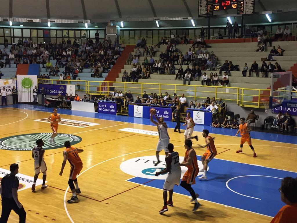 Basket, Pasta Cellino vince a Legnano 77-68