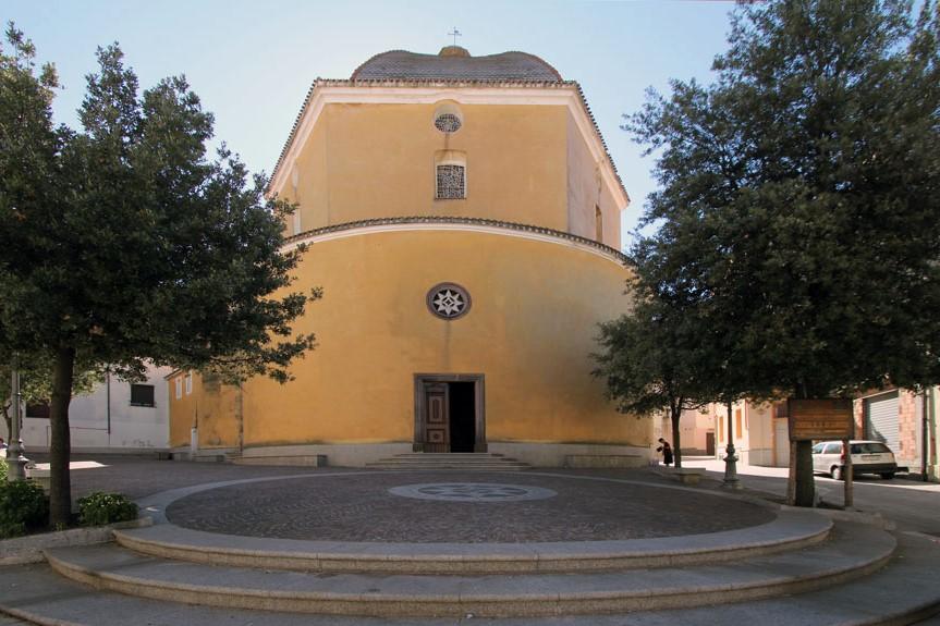 Mamoiada, chiesa Nostra Signora di Loreto - Fonte Pro Loco Mamoiada
