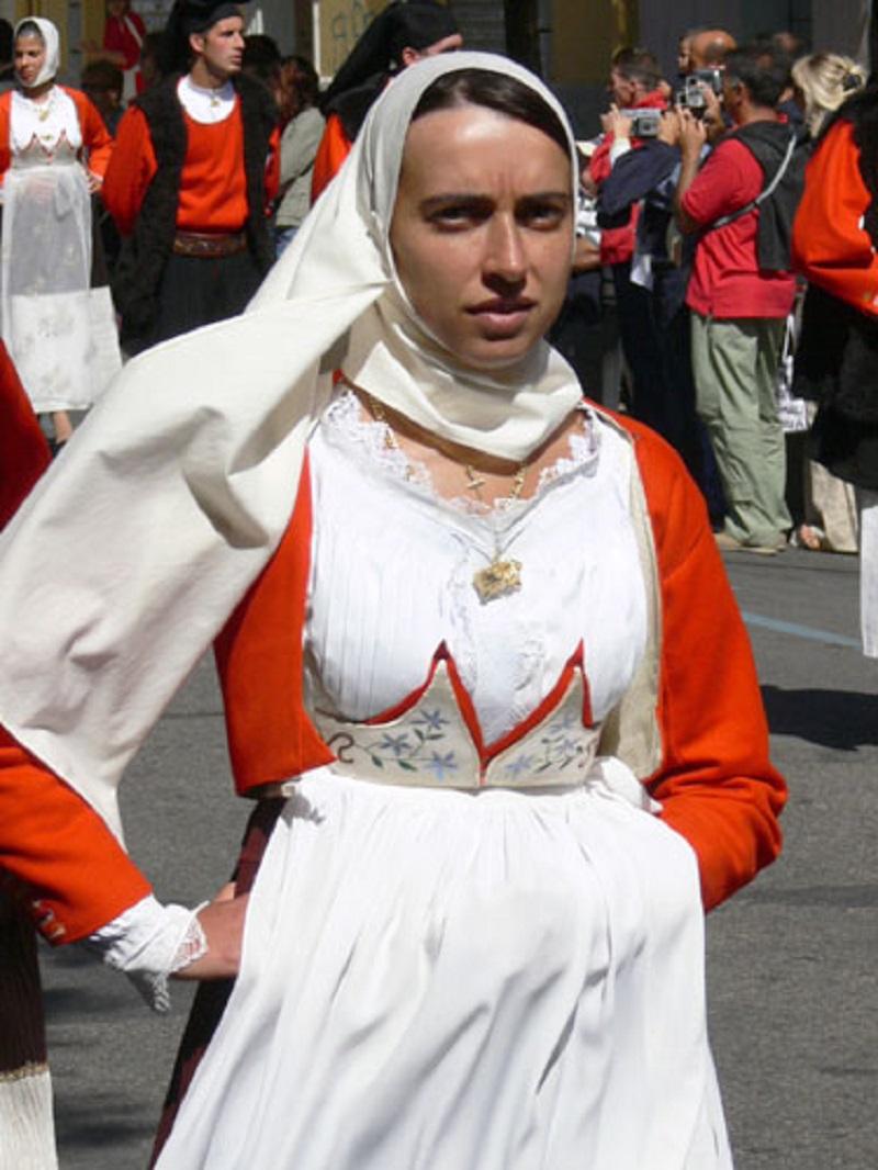 Mamoiada, costume tradizionale - Foto web
