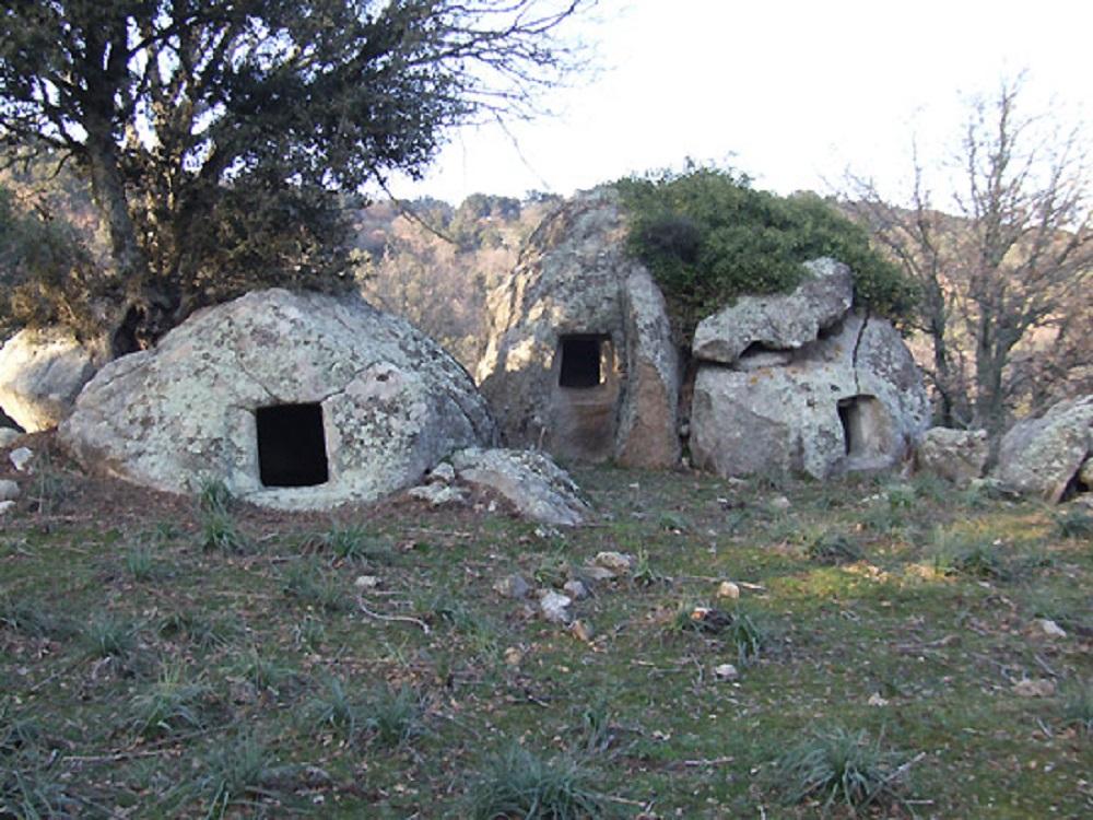 Mamoiada, domus de janas Ovuau - Fonte Comune di Mamoiada