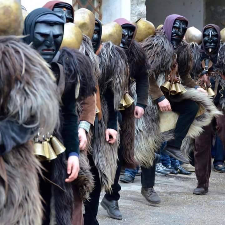 Mamoiada, la danza dei Mamuthones - Foto web