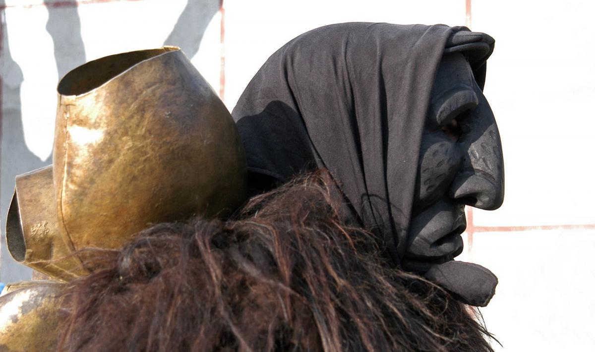 Mamoiada, maschera Mamuthone - Fonte www.sardegnaturismo.it