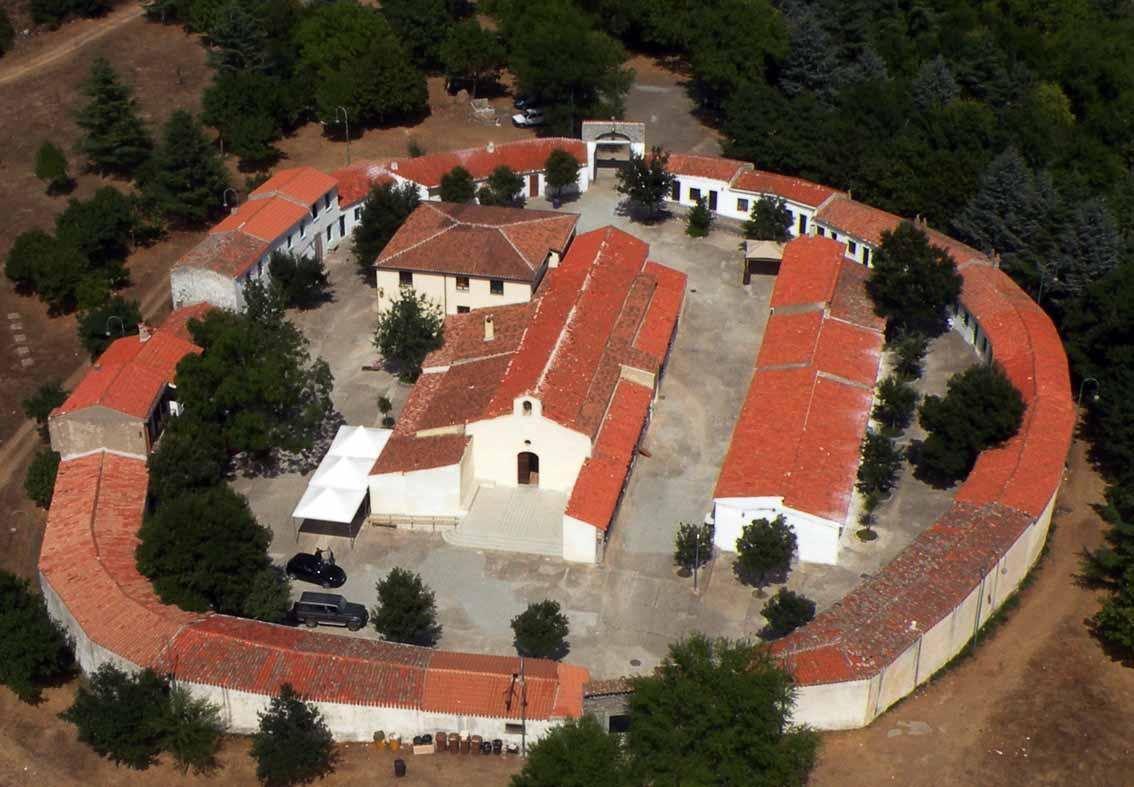 Mamoiada, santuario Santi Cosma e Damiano -Fonte www.barbaricina.it