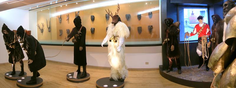 Mamoida, museo delle Maschere Mediterranee - Fonte www.museodellemaschere.it