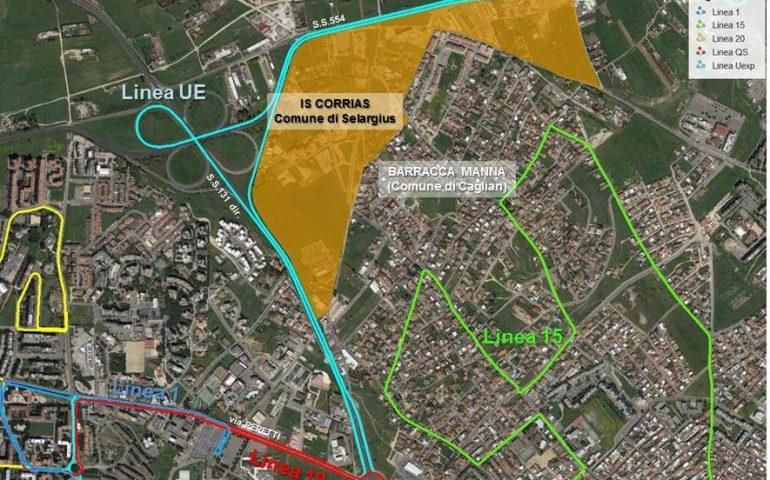 Nuove linee Ctm: cambiano la 13, University Express e CEP. Is Corrias e Quartiere Europeo non più isolati, Policlinico più vicino