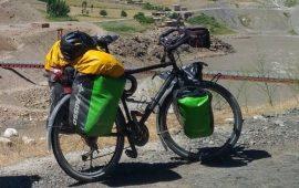bici rubata giro del mondo