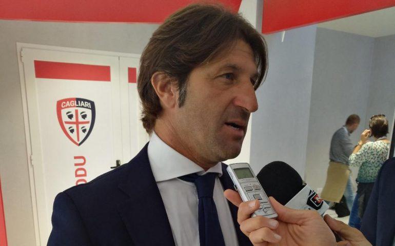 L'ex allenatore del Cagliari Rastelli esonerato dalla Cremonese