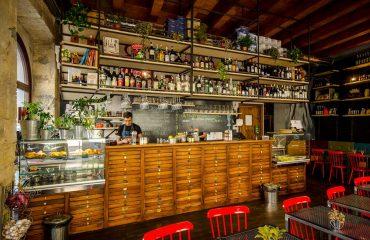 Ex Tipografia, il market bar stile americano del Corso Vittorio Emanuele dove l'originalità è di casa